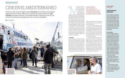 Formentera Lady sale en la revista «Entre olas»