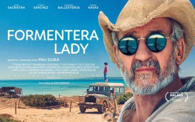 Estreno de Formentera lady
