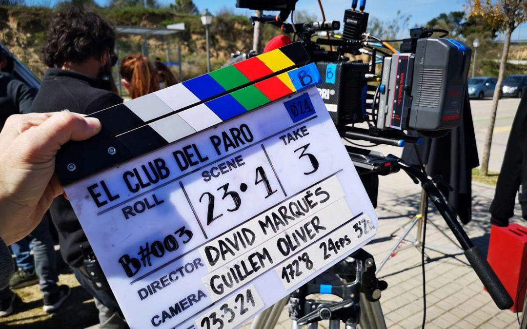Se rueda 'El club del paro', una comedia de David Marqués producida por Sunrise Pictures y Vértice 360