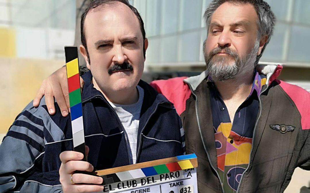 Arranca el rodaje de 'El club del paro', la nueva película de David Marqués