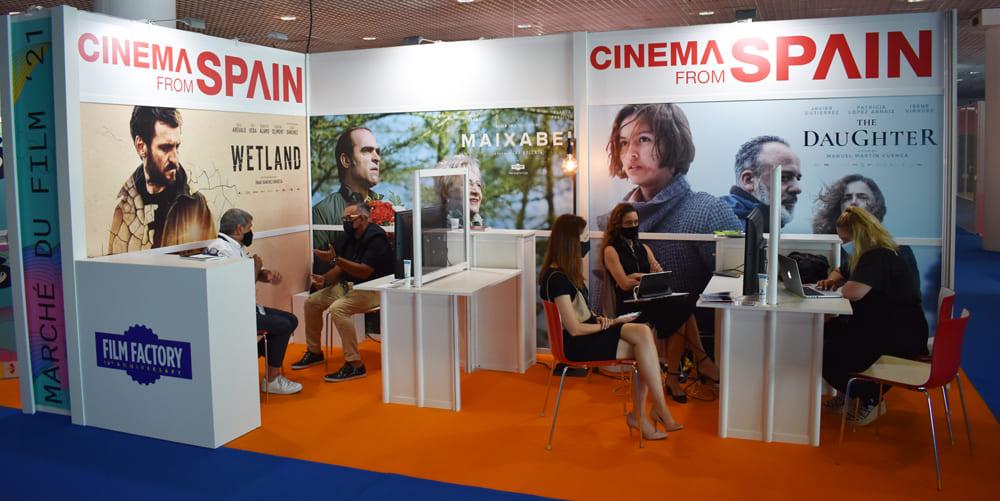 EL LODO (WETLAND) en el Marché du film de Cannes