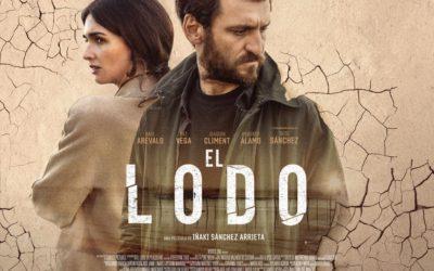 'EL LODO': Póster, en primicia, del thriller de Raúl Arévalo y Paz Vega